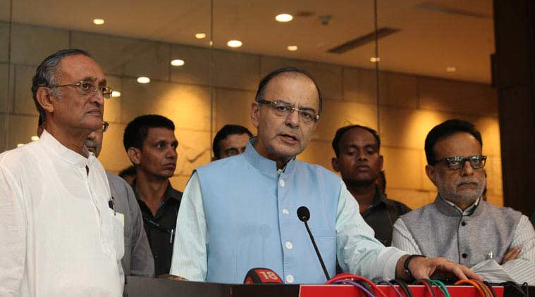 arun jaitley, finance minister, finance minister arun jaitley, finance minister jaitley, fm arun jaitley, jaitley, union cabinet meeting, textile sector, apparel sector, textile sector employment, apparel sector employment, employment, prime minister, narendra modi, modi, india news