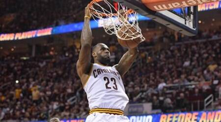 NBA Finals: LeBron James loses temper as odds toughen up against Cavs
