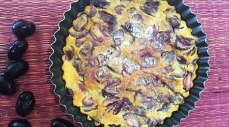 Bake a jamun clafoutis this weekend