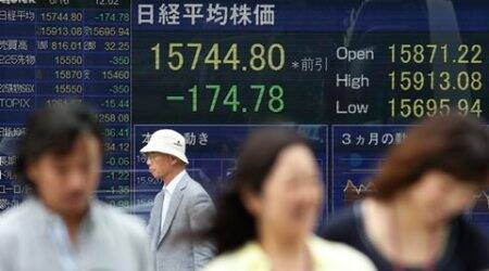 Yen, US Dollar, Japanese market, Tokyo, Bank of Japan, Yen down, Yen surges, asia markets, asia stocks down, business news
