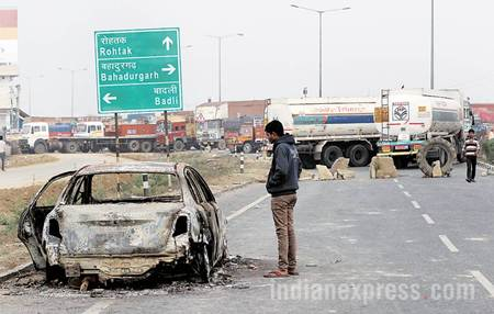 Section 144 imposed in Gurgaon as proposed Jat stir looms large