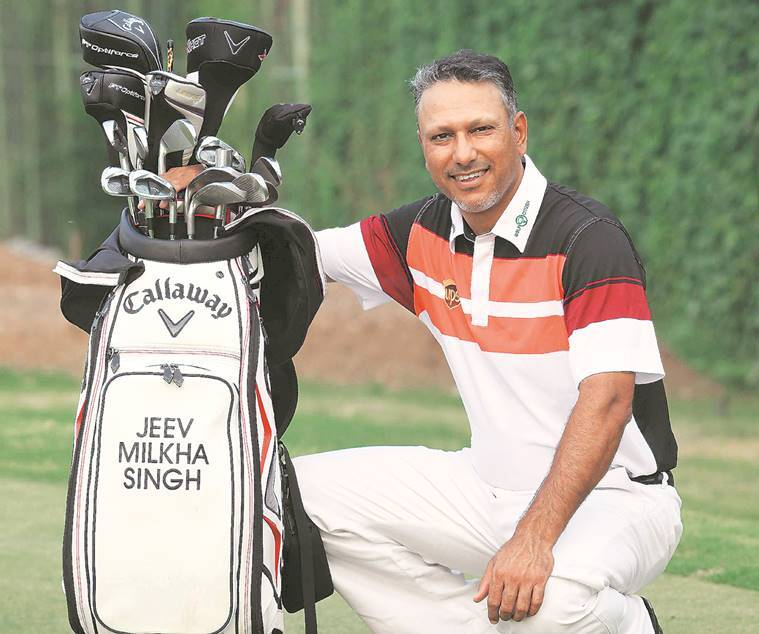 Jeev Milkha Sinngh, US open, Golf India, US open Golf, Anirbhan Lahiri, Chandigarh golfer Jeev Milkha Singh, Indian Golfer, Sports news, latest news, India Mews, National News