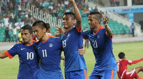 India beat Laos 1-0, put one foot in 2019 Asian Cup Qualifiers
