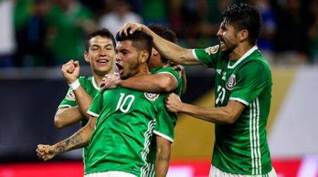 Copa America: Jesus Manuel Corona stunner earns Mexico draw, top spot in group