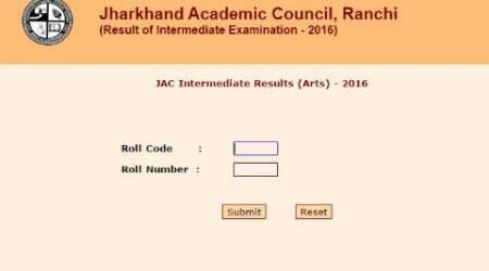 Jharkhand (JAC) Class 12 Arts result 2016 declared