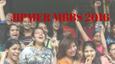 JIPMER MBBS result 2016 declared: Check counsellingdates