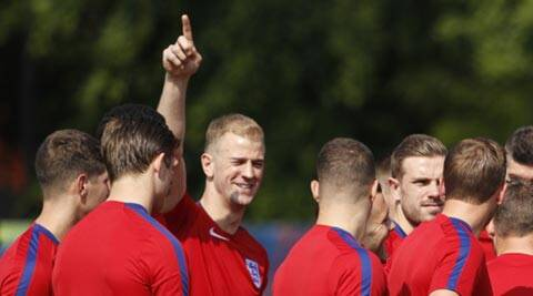 Euro 2016: We're going to give it all we've got,  says England's Joe Hart
