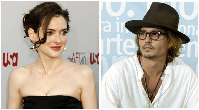 Johnny Depp was never abusive towards me: Winona Ryder | The Indian Express