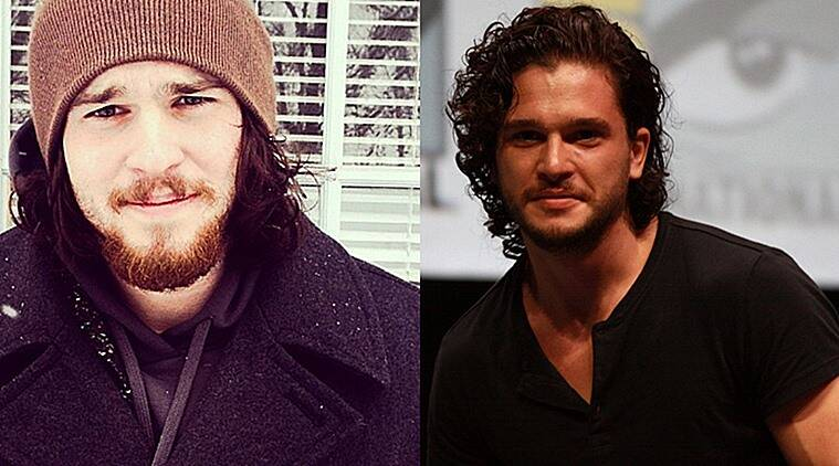 Game of Thrones, Jon Snow, Jon Snow doppelganger, real life Jon Snow, Josiah Martin,