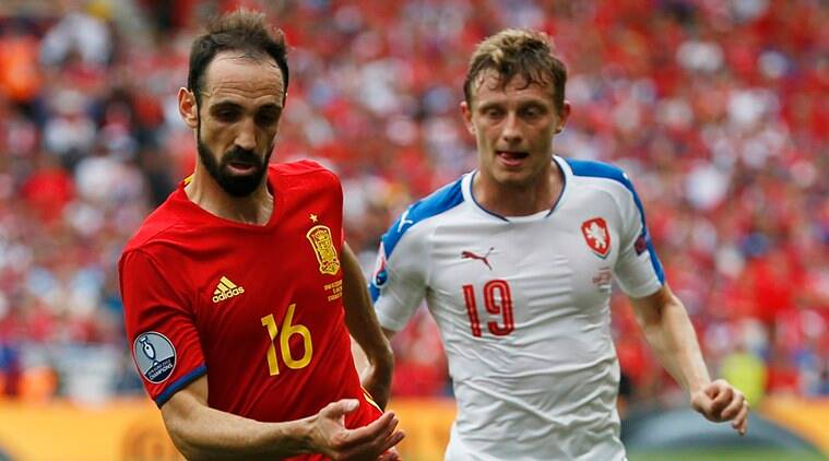 Spain next take on Turkey on Friday. (Source: Reuters)