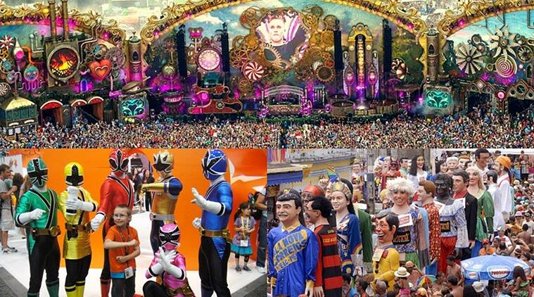 July festivals, festivals being celebrated in the world in July, Tomorrowland, San Diego Comic Con, Reggae Sumfest, Eid-ul-Fitr, Rath Yatra, Running of the Bulls, Boryeong Mud Festival