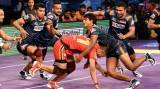 Pro Kabaddi League: Bengaluru Bulls beat Bengal Warriors 24-23