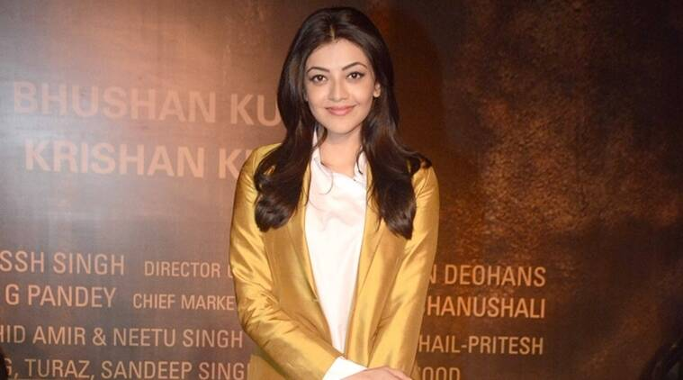 Kajal Aggarwal tries to strike a balance between Hindi
