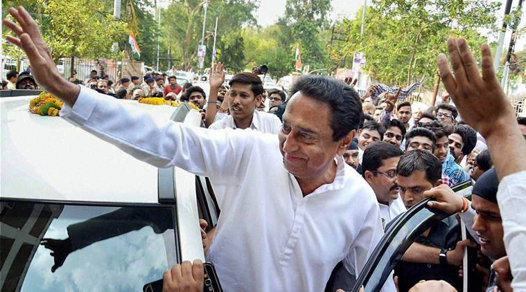 kamal nath, state assembly elections, state assembly elections 2017, uttar pradesh elections 2017, black money, demonetisation, indian express, india news
