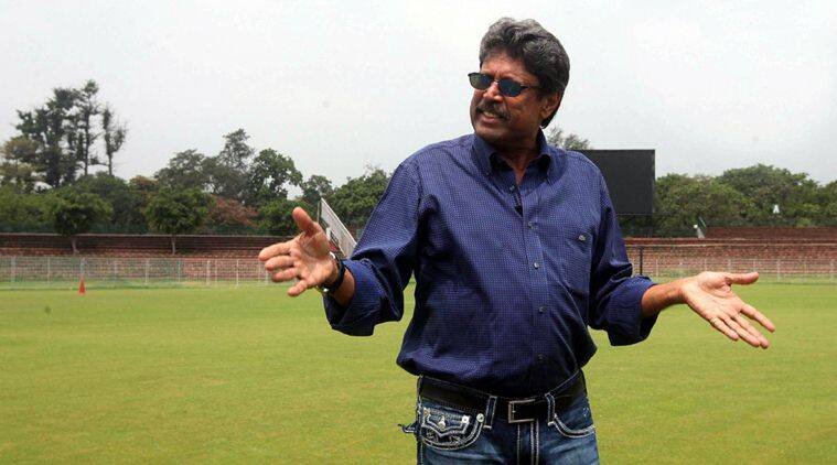 Kapil Dev pulls up scribe on Pakistan 'absent' question