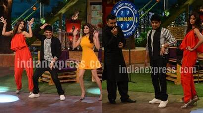 Kapil Sharma, Kapil Sharma show, The Kapil Sharma show, Shilpa Shetty, Shamita Shetty, Sunil Grover, Ali Asgar, Kapil Sharma Shilpa Shetty, Shilpa Shamita, Shilpa Shetty Raj Kundra, Kapil Shilpa Shetty, The Kapil Sharma Show episode, Kapil Sharma show pics, Entertainment