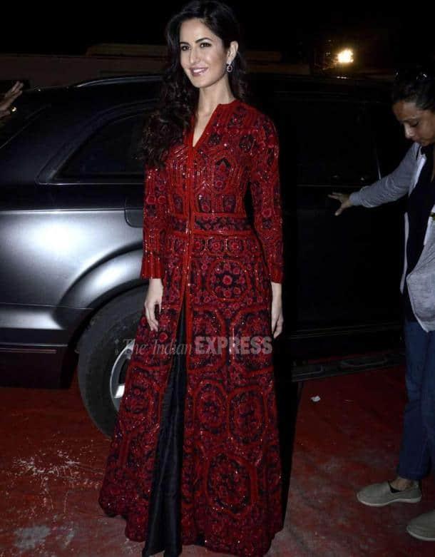 Aishwarya, Katrina, Deepika, Priyanka, Alia and more: Bollywood celebs in red