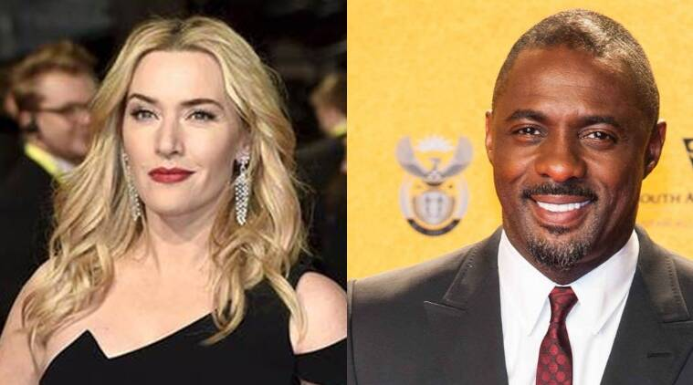 Image result for KATE WINSLET AND IDRIS ELBA IMAGES