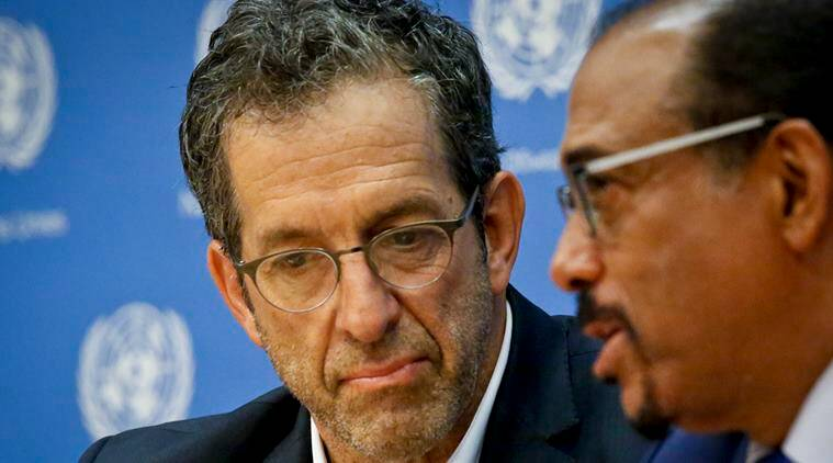 kenneth cole, AIDS, United nations, UN, AIDS awareness, anti-AIDS ambassador, UNAIDS goodwill ambassador, fashion designer kenneth cole