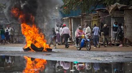 One killed as Kenyan police opens fire on anti-governmentrally