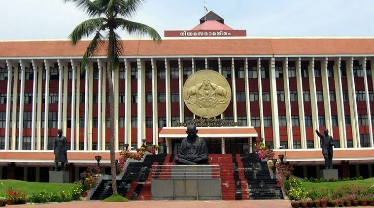 Kerala assembly, kerala assembly session, assembly session, Food and Civil Supplies Minister, P Thilothaman, Thilothaman, NFS, NFS act, National Food security act, Food, ration card, india news, indian express