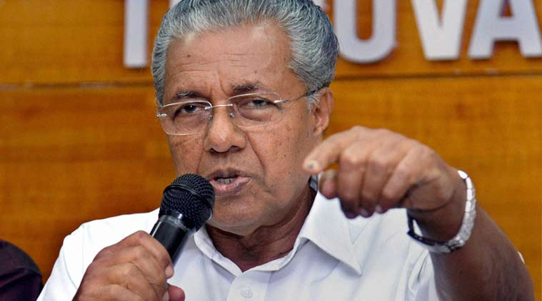 Pinarayi Vijayan, Chief Minister Pinarayi Vijayan, Kerala CM Pinarayi Vijayan, Kerala CM, Kerala, CPIM Kerala, Madhya Pradesh, Madhya Pradesh governement, MP government, Thiruvananthapuram, India, Indian Express