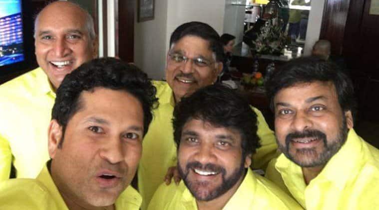 Sachin Tendulkar, Chiranjeevi, Akkineni Nagarjuna, ISL, Kerala Blasters, ISL news, sports news, sports, football news, Football