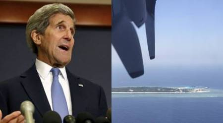 South China Sea, John Kerry, Kerry, US, unites states, SCS, china, China sea, US South China Sea, South China Sea US, South China sea tensions, disputed south china sea, World news