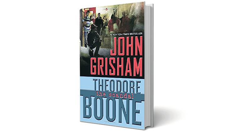 The Scandal, The scandal book, The scandal book review, That Nosy kid, John Grisham, Author John Grisham, John Grisham book, John Grisham book review, children, lawyer, indian express book review