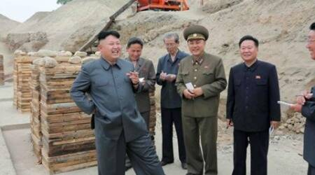 North Korean anti-tobacco push up in smoke as Kim keeps puffing