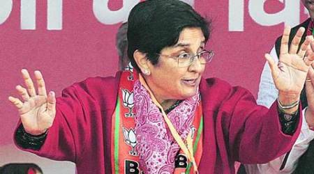 Non performing government officers will face penalties: KiranBedi