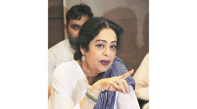 Chandigarh, administrator's advisory council, administrator's advisory council meetings, punjab administrators advisory council, meetings, council meetings, chandigarh council meetings, Kirron kher, kher, kirron, MP kirron kher, bjp mp kirron kher, bjp, chandigarh news