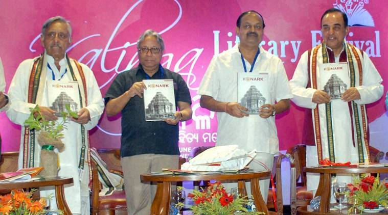 Swamy, Subramanian Swamy, Indian Literature, Kalinga LitFest, Kalinga Lit Fest, Kalinga Literature Fest, India news,