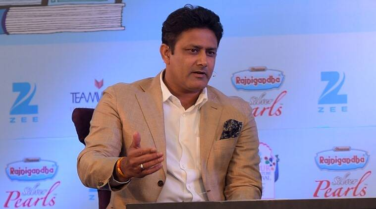 Image result for anil kumble indian team coach