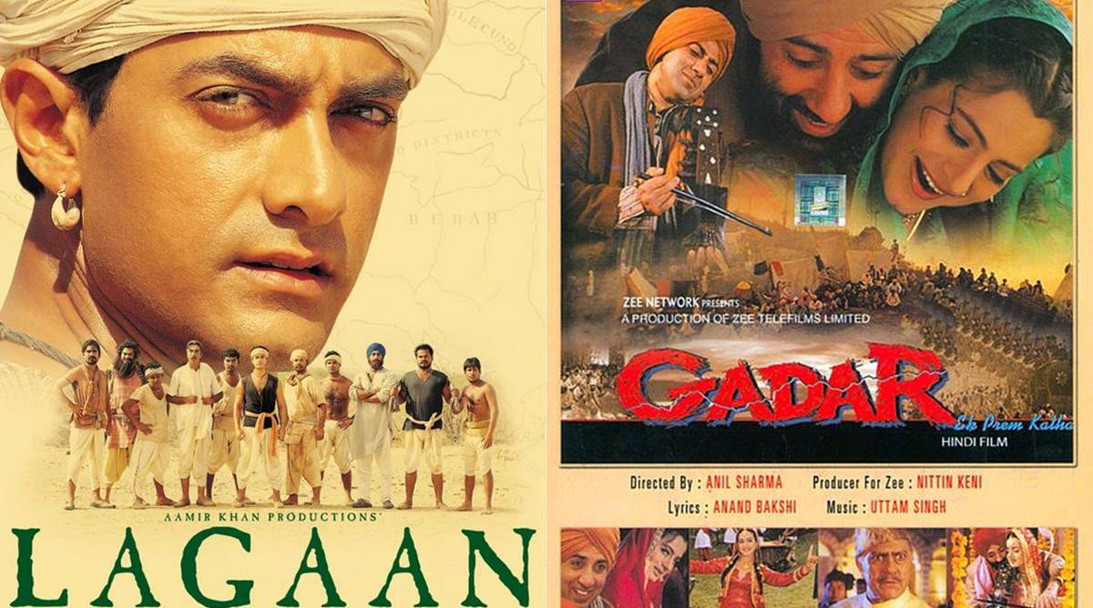 15 years of Lagaan, Gadar: Some interesting facts   Entertainment News,The  Indian Express