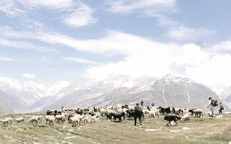Himachal Pradesh, Jammu Kashmir, himachal jk border, himachal border, jk border, himachal border districts, jk border districs, rohtang pass, india news
