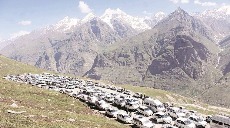 The Brunt Of Ngt Ban Rohtang Pass Cleaner But Livelihood