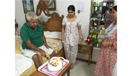 RJD chief Lalu Prasad Yadav celebrates 69th birthday