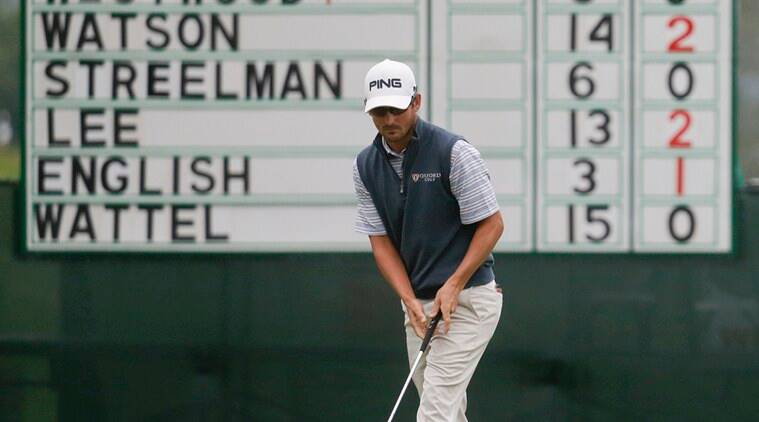 Landry's opening round was the lowest ever in a U.S. Open played at Oakmont. (Source: AP)