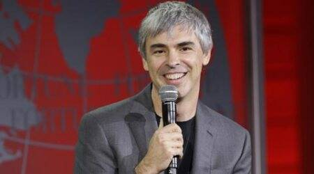 Google, Google CEO Larry Page, Larry Page startup, Larry flying in cars, Larry Page flying cars, Larry Page reporting, tech news, technology