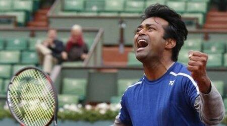 Leander Paes, Leander Paes French Open, French Open Leander Paes, French Open Paris, Paris French Open, French Open 2016, Leander Paes Rio Olympics, Rio Olympics 2016, 2016 Rio Olympics, Sports News, Sports