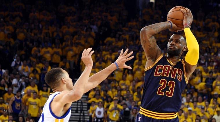 NBA Finals, NBA Finals Lebron James, Lebron James NBA Finals, Cleveland Cavaliers, Golden State Warriors, Cavs vs GSW, Sports