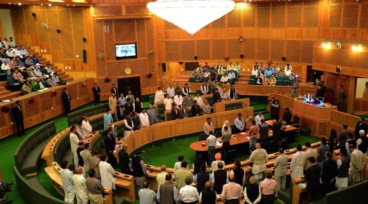 Kashmir mining, Kashmir assembly, jammu kashmir mining, jammu kashmir assembly, jammu kashmir government, jammu kashmir news, india news