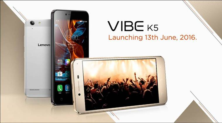 Lenovo Vibe K5 is a slightly underpowered version of Vibe K5 Plus with Qualcomm Snapdragon 415 processor (Source: Lenovo India)