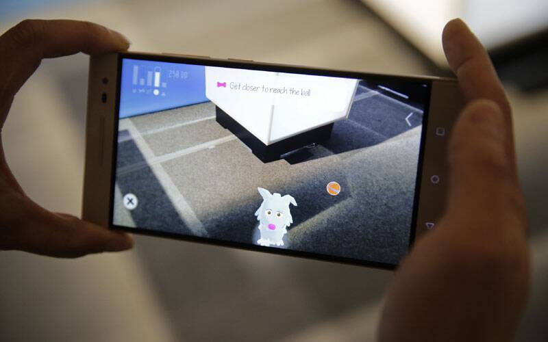 Lenovo's Phab 2 Pro: Here's how the Google Project Tango ...