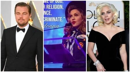Leonardo DiCaprio, Madonna, Kim Kardashian, Lady Gaga call for love over hate after Orlando shooting