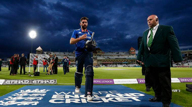 England vs Sri Lanka, Eng vs SL, Sri Lanka vs England, SL vs Eng, Liam Plunkett, Plunkett, Jos Buttler, Buttler, Chris Woakes, Woakes, Angelo Mathews, Mathews, Eoin Morgan, Morgan, england, sri lanka, Cricket, England vs Sri lanka result, Liam Plunkett last ball six, Cricket