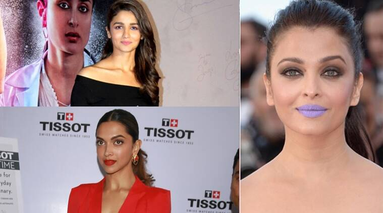 Most women prefer light shades during summers but if you are feeling adventurous enough you can go for pastels shades like Aishwarya or bright shades like the one worn by Deepika.