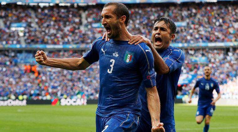 Euro  Spain Lost   To Italy In Last  Source Reuters