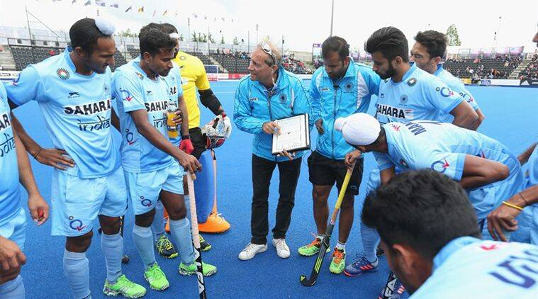Live Streaming of India vs Australia Champions Trophy hockey